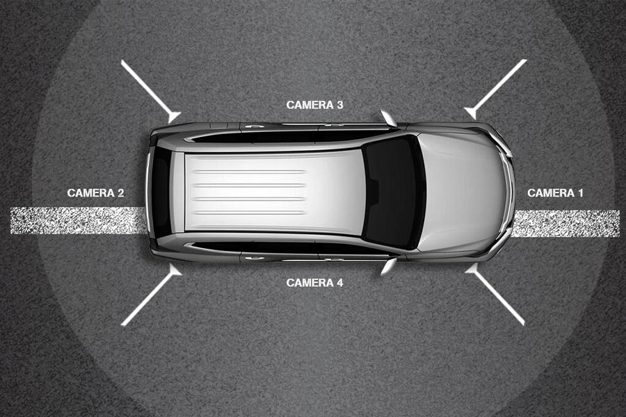 An toàn Mitsubishi Pajero Sport - Hình 8