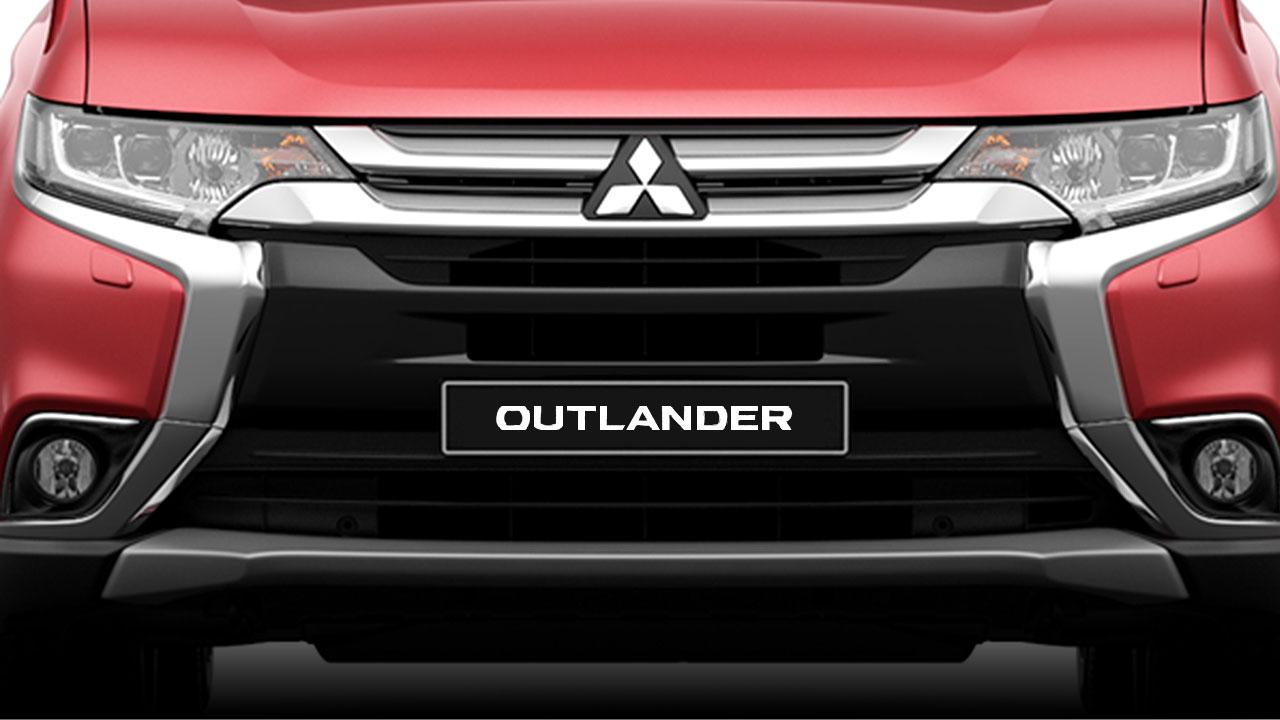 Thiết ký dynamic shield xe Mitsubishi Outlander 2.0 STD 2018
