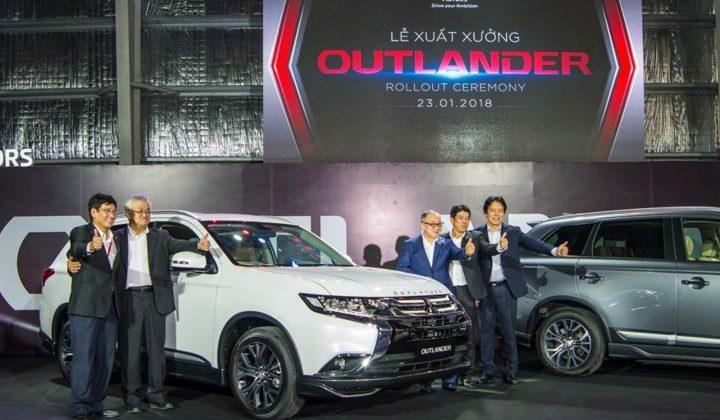 Giới thiệu Xe Mitsubishi Outlander