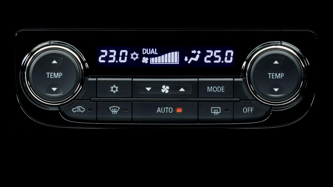 Hệ thống điều hoà tự động xe Mitsubishi Outlander 2.0 STD 2018