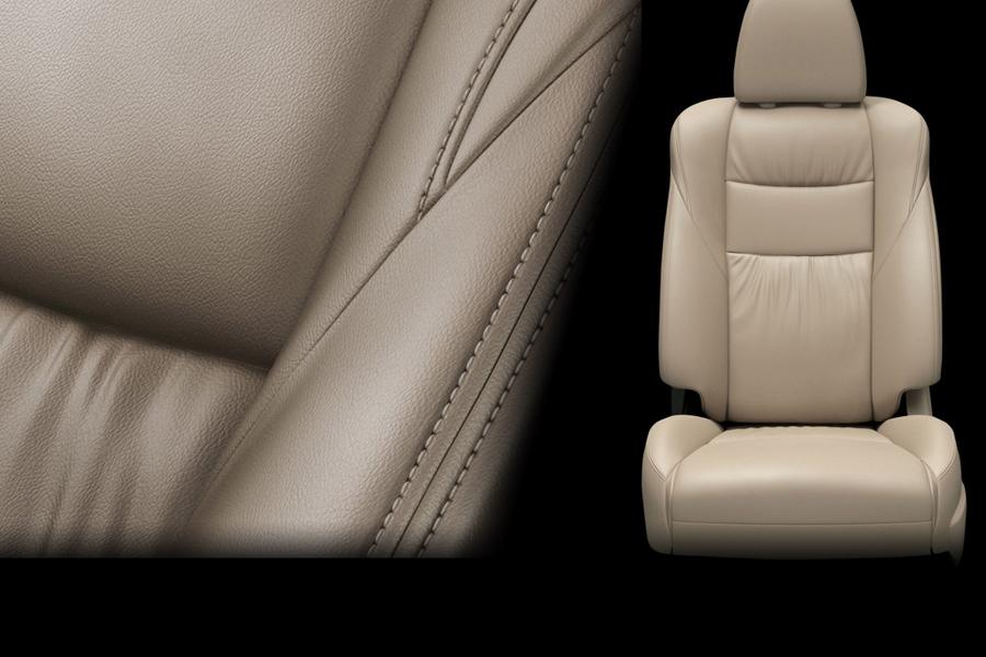 Nội thất Mitsubishi Pajero Sport - Hình 3