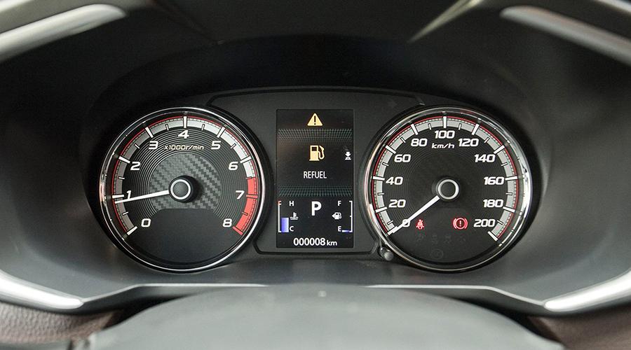 Mitsubishi Xpander MT (Máy xăng) - Hình 17